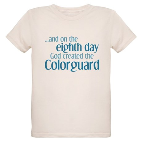 Colorguard Creation Organic Kids T-Shirt