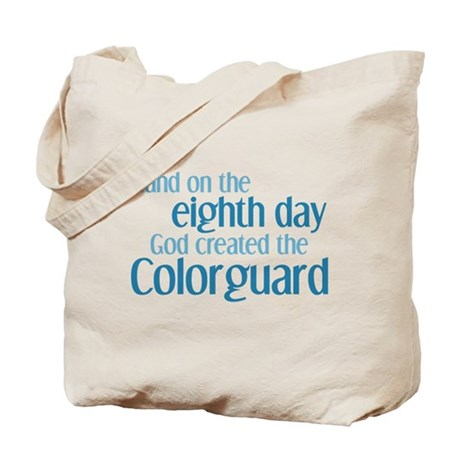 Colorguard Creation Tote Bag