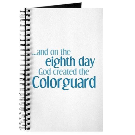 Colorguard Creation Journal