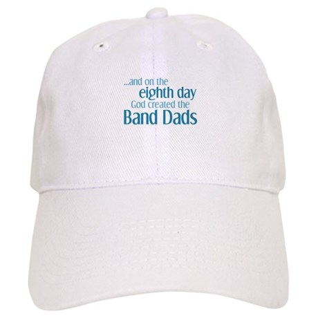 Band Dad Creation Cap
