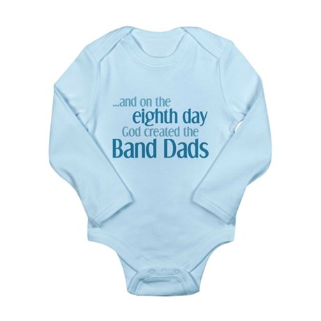 Band Dad Creation Long Sleeve Infant Bodysuit