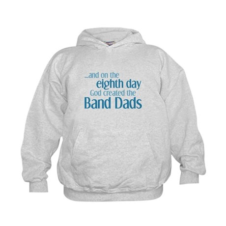 Band Dad Creation Kids Hoodie