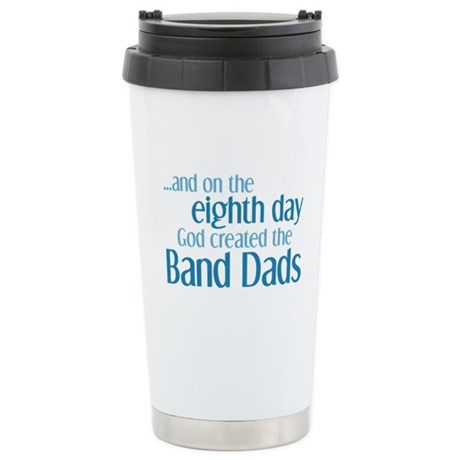 Band Dad Creation Ceramic Travel Mug