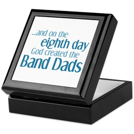 Band Dad Creation Keepsake Box