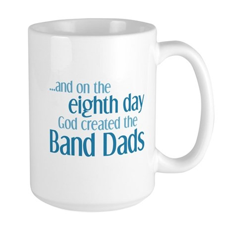 Band Dad Creation Large Mug