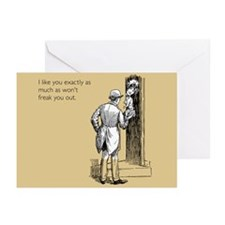 I Like You Greeting Cards (Pk of 10)