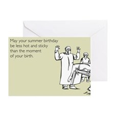 Hot & Sticky Birthday Greeting Cards (Pk of 20)