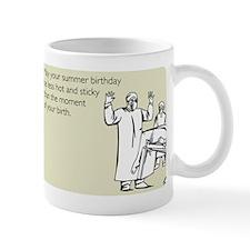 Hot & Sticky Birthday Mug