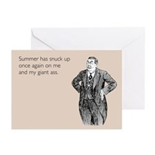 Giant Ass Greeting Cards (Pk of 20)