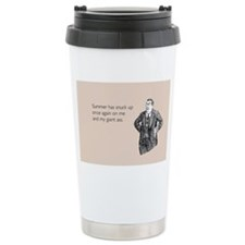 Giant Ass Stainless Steel Travel Mug