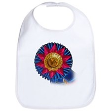 Horse Show Blue Ribbon Awards Bib