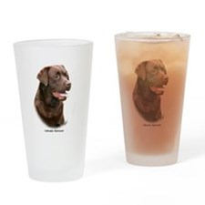 Labrador Retriever 9Y243D-004 Drinking Glass