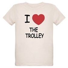 I heart the trolley T-Shirt