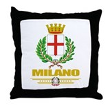 Milano COA Throw Pillow