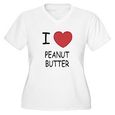 I heart peanut butter T-Shirt