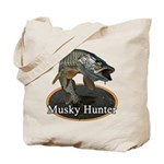 Musky, 6 Tote Bag