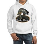 Musky, 6 Hooded Sweatshirt