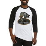 Musky, 6 Baseball Jersey