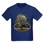Musky, 6 Kids Dark T-Shirt