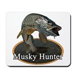 Musky, 6 Mousepad