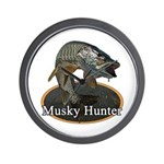 Musky, 6 Wall Clock