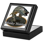 Musky, 6 Keepsake Box