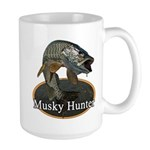 Musky, 6 Large Mug