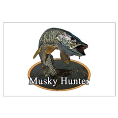 Musky, 6 Posters