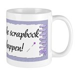 If it's not in the Scrapbook. Mug