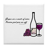 Cute Deborah Tile Coaster