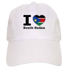 I love South Sudan Baseball Cap