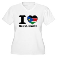 I love South Sudan T-Shirt