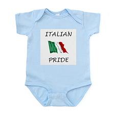 Italian Pride Infant Creeper