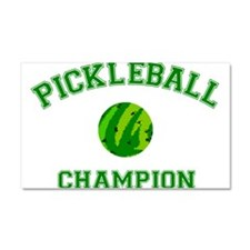Pickleball Champion - Car Magnet 20 x 12