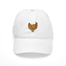 Cute Chicken Baseball Cap
