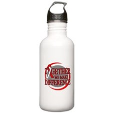 Aplastic Anemia Support Water Bottle