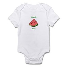 Unique Sweet watermelon Infant Bodysuit