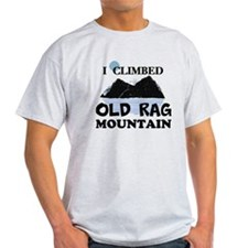 I Climbed Old Rag Mountain T-Shirt