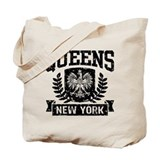 Queens NY Polish Tote Bag