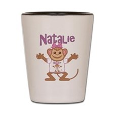 Little Monkey Natalie Shot Glass