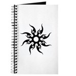Tribal Sun (Black) Journal