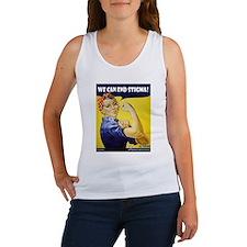 Rosie The Riviter Women's Tank Top