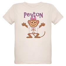 Little Monkey Peyton T-Shirt