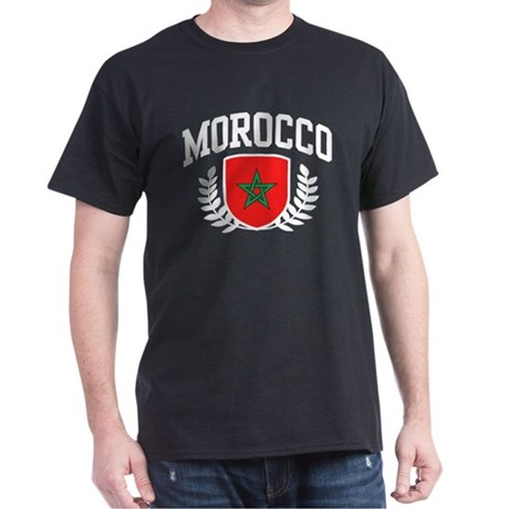 Morocco Dark T-Shirt