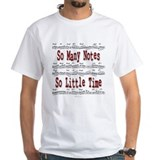 So Many Notes Shirt