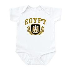 Egypt Infant Bodysuit