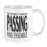 Passing Wind Ensemble Mug