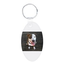 Bully dog Keychains