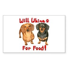 Will Whine Decal