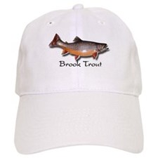 Brook Trout Fly-Fishing Hat